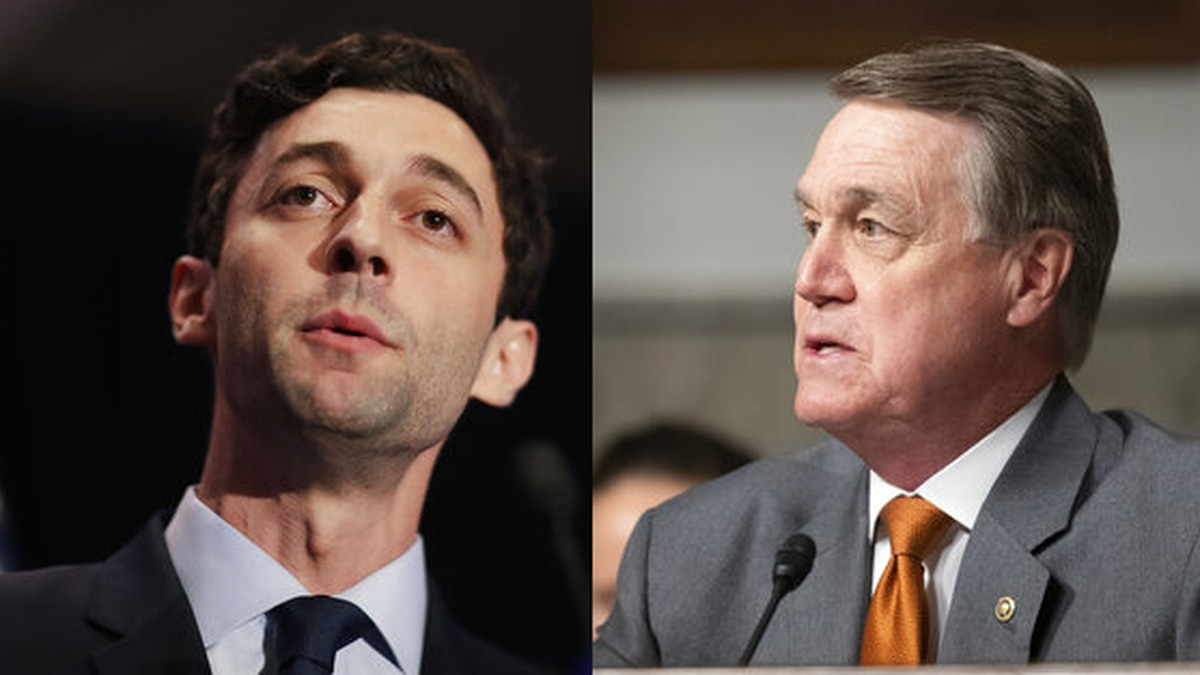 WCTV is teaming with stations across Georgia to host a debate between Republican U.S. Senator David Perdue (right) and his challenger, Democrat Jon Ossoff (left).