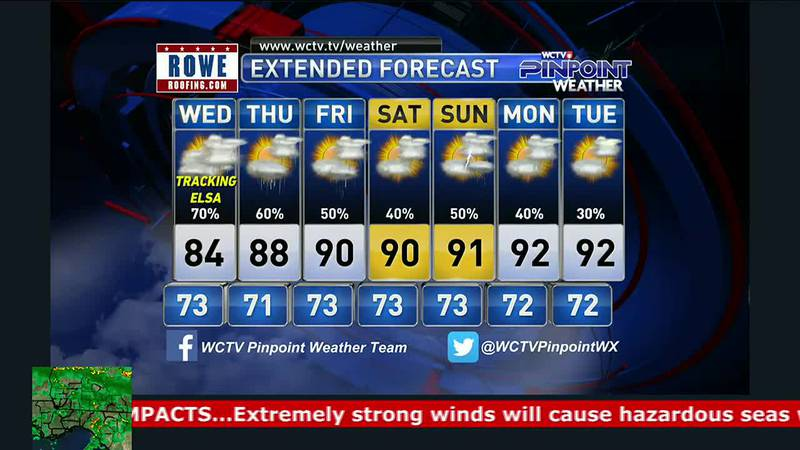 Mike's Tuesday Evening Forecast: July 6, 2021