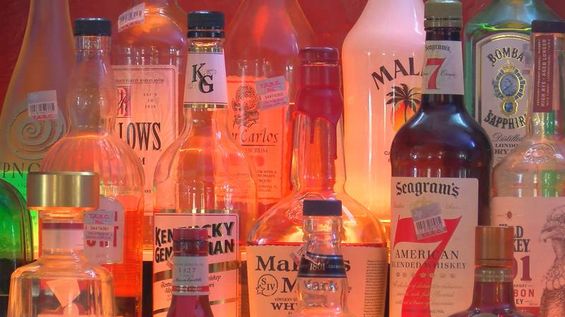 DeSantis initially issued the executive order allowing alcohol-to-go last year in order to help...