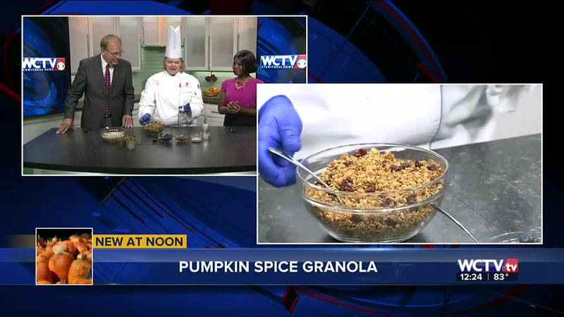 A fall favorite is back in coffee shops, so Chef Christian Kirk from Keiser University decided...