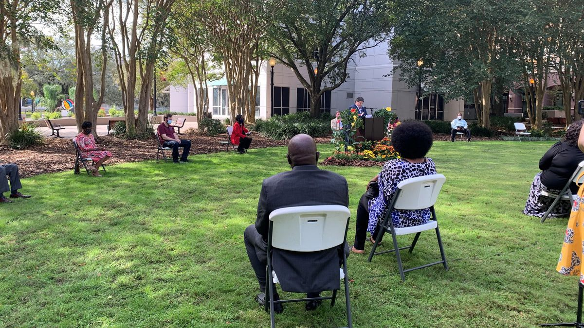 The City of Tallahassee is honoring former Mayor Dorothy Inman-Johnson by dedicating a city...