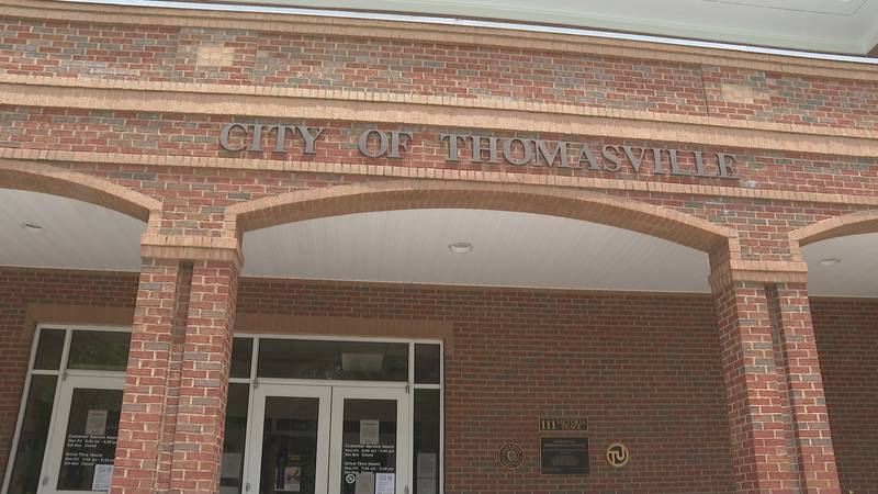 The city of Thomasville held a free 'Feed the Community' event in an effort to further bridge...