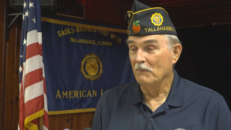 American Legion Post 13 Commander Val Fraley shares his emotions on the events in Afghanistan.