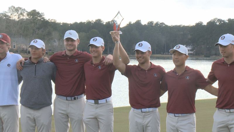 Florida State held strong to win the Seminole Invitational against in maybe the deepest field...