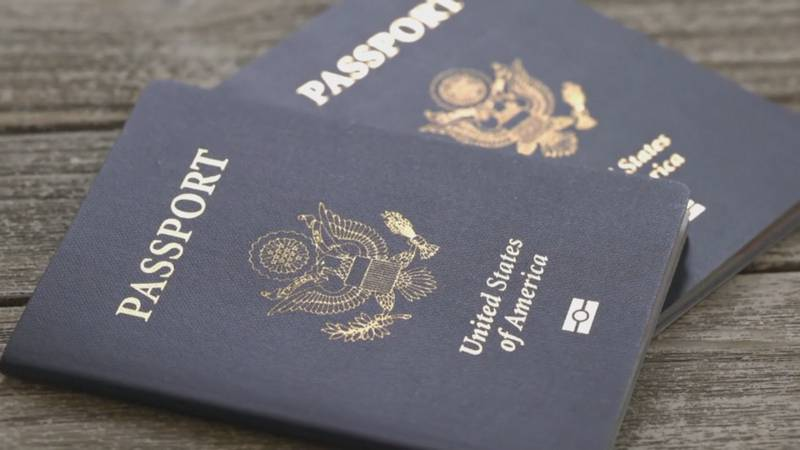 Florida residents planning to travel out of the country should expect an 18-week wait for...