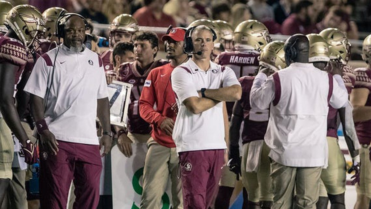 Florida State fell to an FCS opponent for the first time in school history after previously...