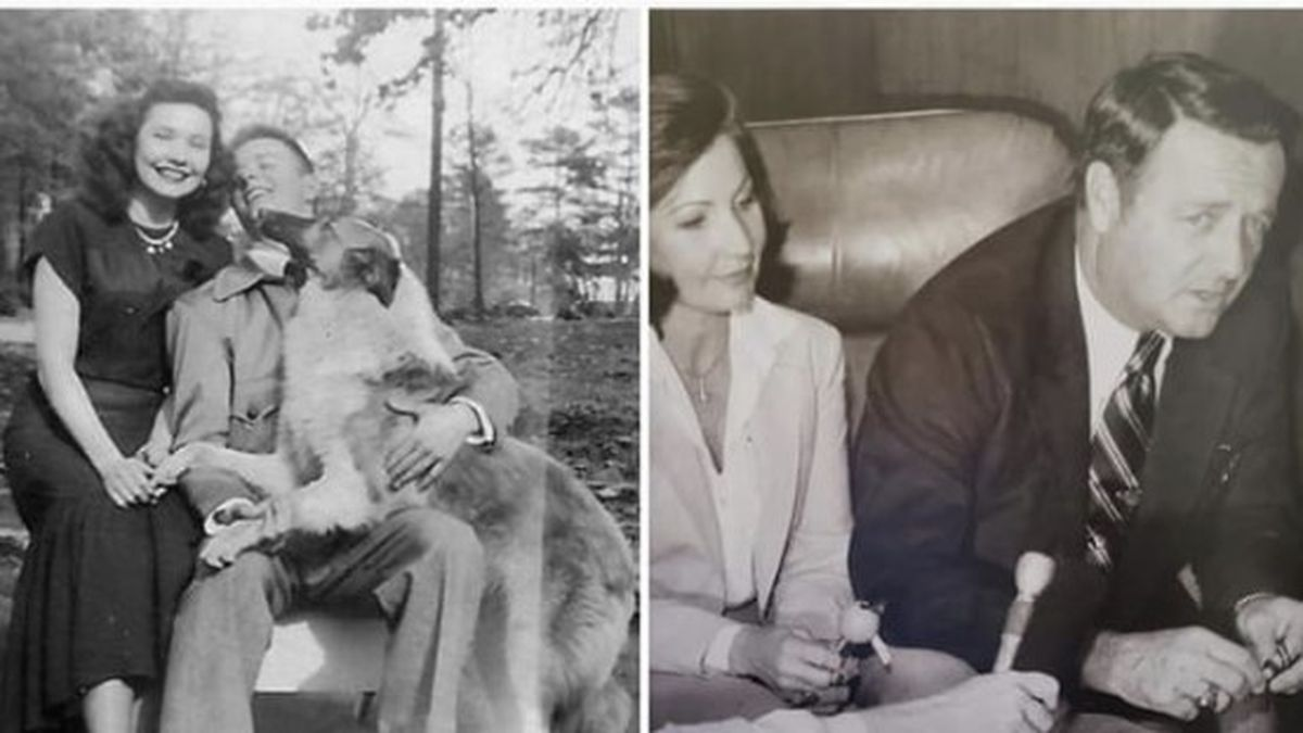 Bobby and Ann Bowden have been married since April 1, 1949. (Photo: Ginger Bowden Madden)