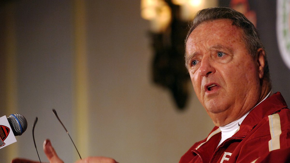Funeral arrangements have been made for legendary Florida State University football coach Bobby...