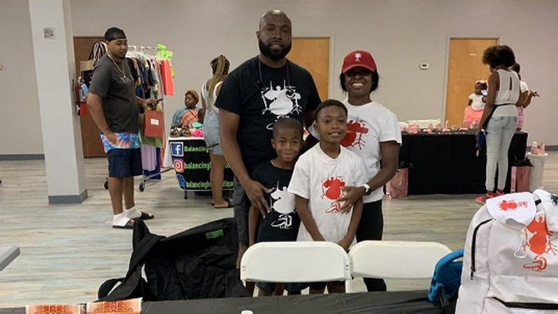Two young brothers are popping up on the Tallahassee small business scene.
