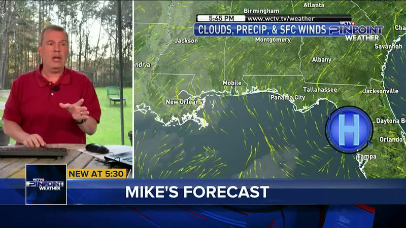 Chief Meteorologist Mike McCall has the details on the warmer days ahead.