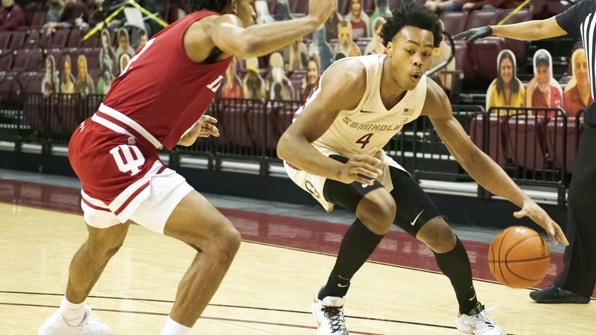 Florida State takes on Indiana as part of the 2020 ACC/Big Ten Challenge.