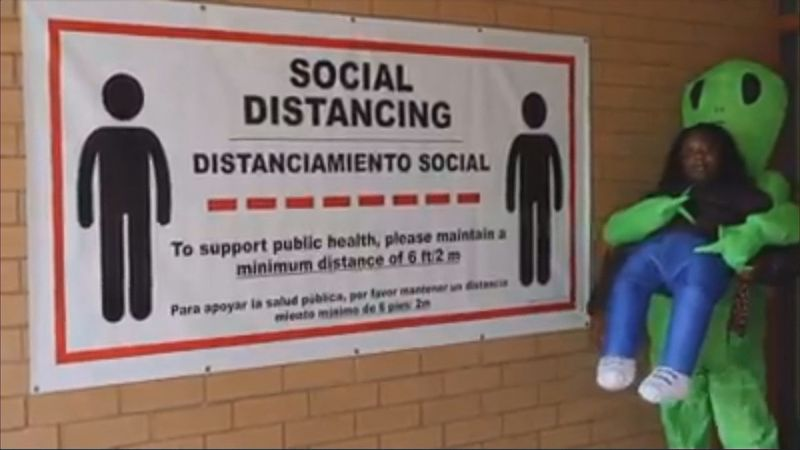 Havana Magnet School creates an special orientation video to prepare students for their return...