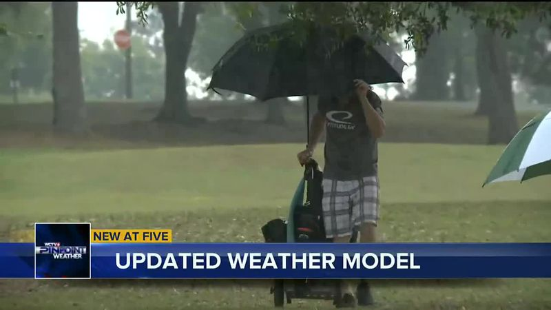 A newer version of the American Global Forecasting Model went live Monday with a noted...