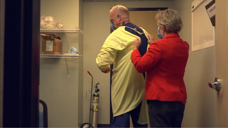 Taylor County hospital grapples with COVID surge