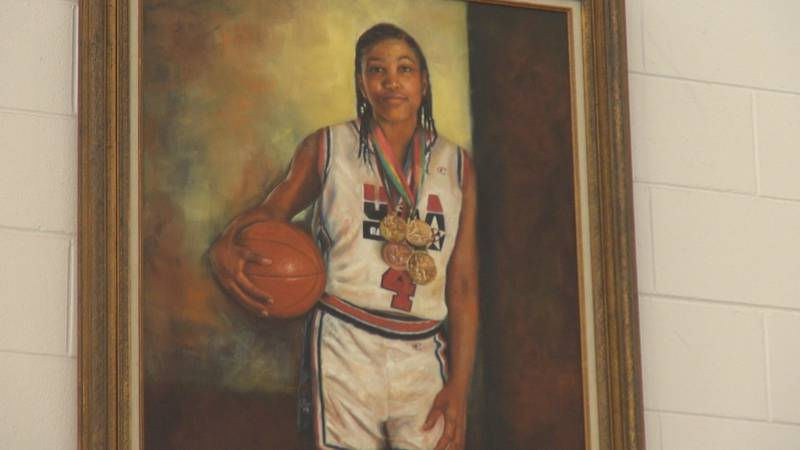 Her list of records and accomplishments is staggering. But what truly makes Theresa Edwards our...