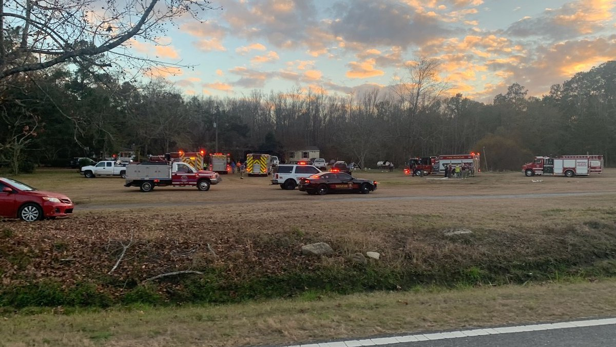 Tallahassee Fire Department spokeswoman, Sarah Cooksey, said the home was a total loss and the...