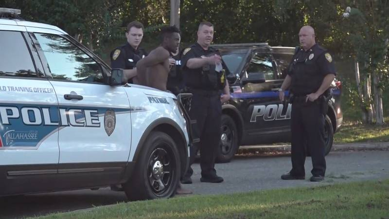 Police say a man is under arrest after he tried to abduct two women in a 40-minute span Monday...