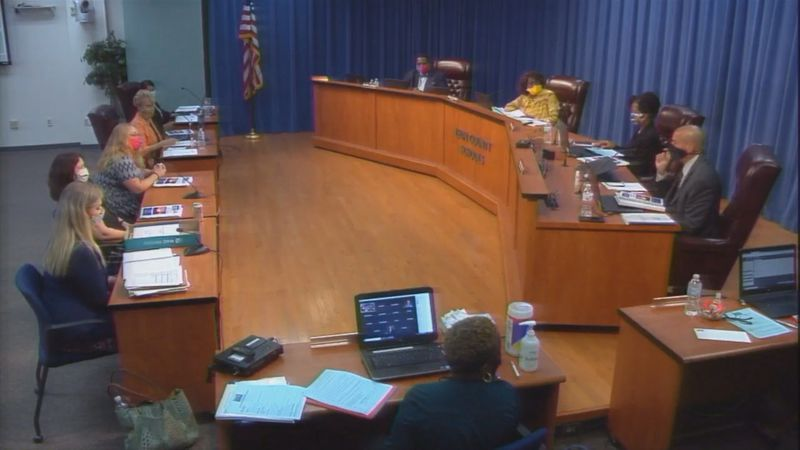 Tuesday night, the first Leon County School board meeting since the re-opening of classes last...