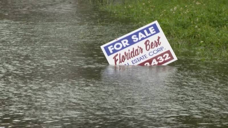 Sally brings severe flooding to the Florida Panhandle. (WJHG)