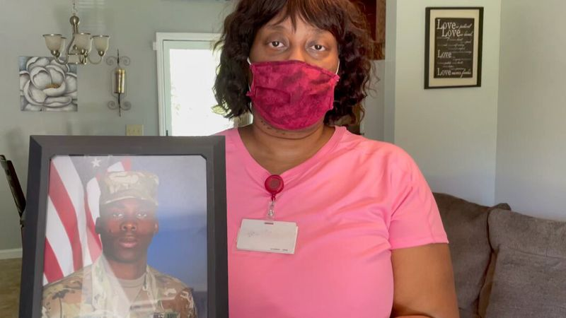 A mother wants closure nearly two years after her son was killed — a day before being deployed...