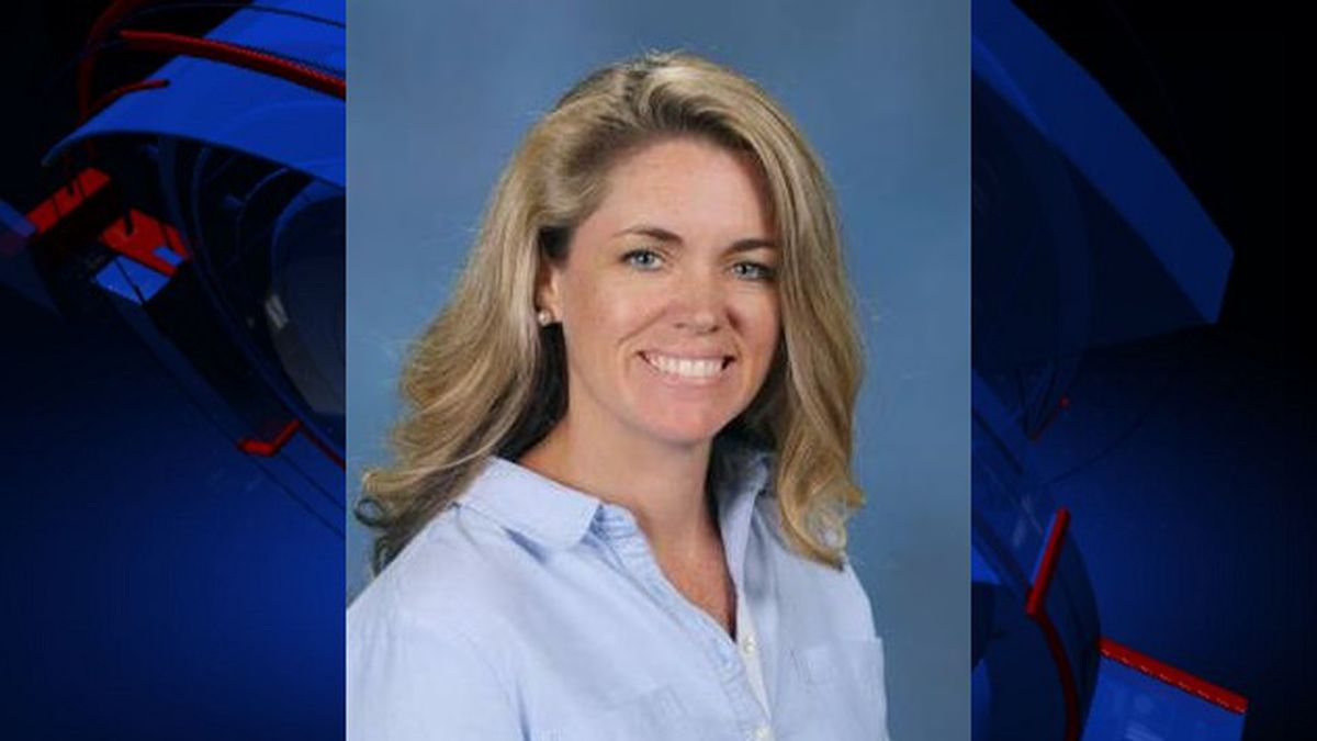 The district informed Nikki Bradley of her new assignment at Killearn Lakes Elementary in a letter sent on August 31, five days after she made her inappropriate post.