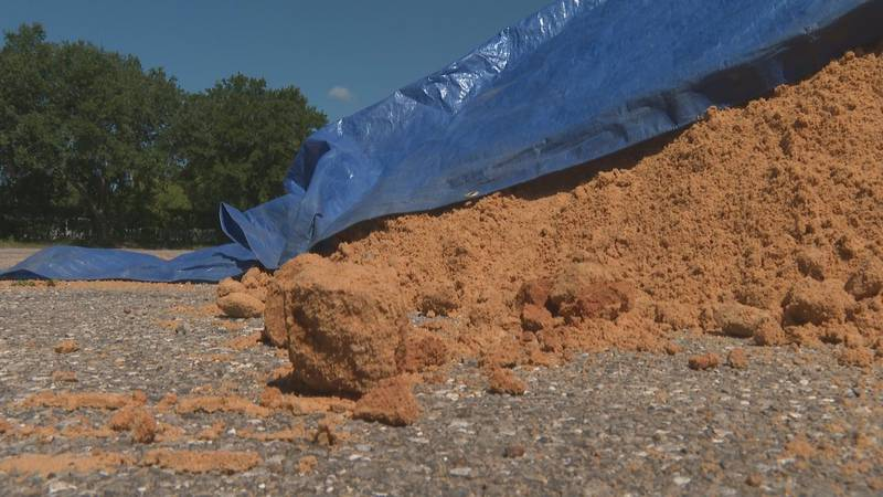 Several sandbag locations across the Big Bend opened on Friday in preparation for potential...