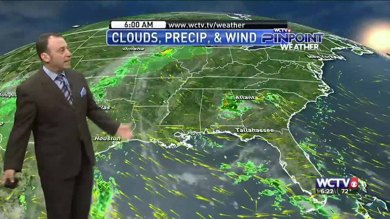 Meterologist Rob Nucatola gives you the forecast for Tuesday, June 29, 2021.