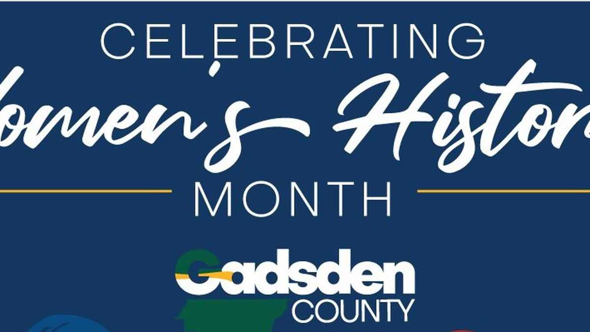 In honor of Women's History Month, the Gadsden County Board of County Commissioners has...