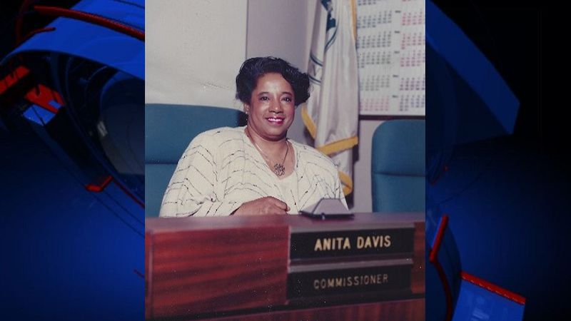 Former NAACP Tallahassee Branch President and Leon County Commissioner Anita Davis passed away...