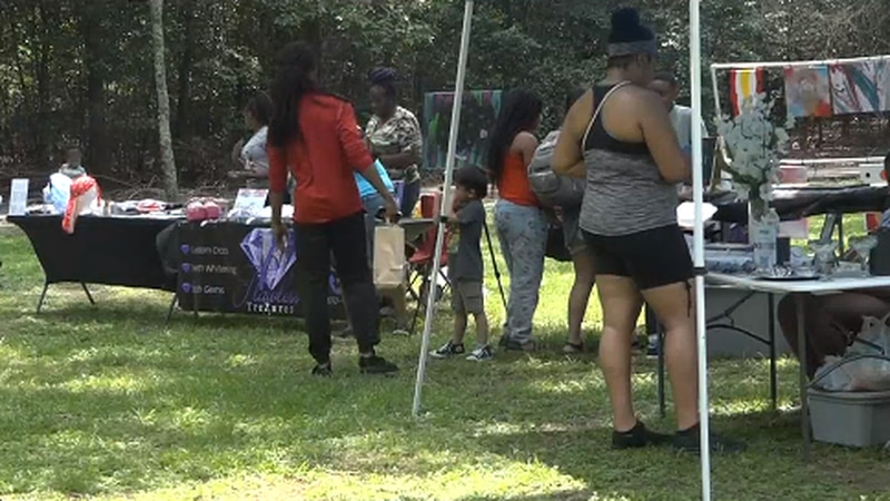 The first ever Brown Sugar Festival was held Saturday at the San Luis Mission Park with the...