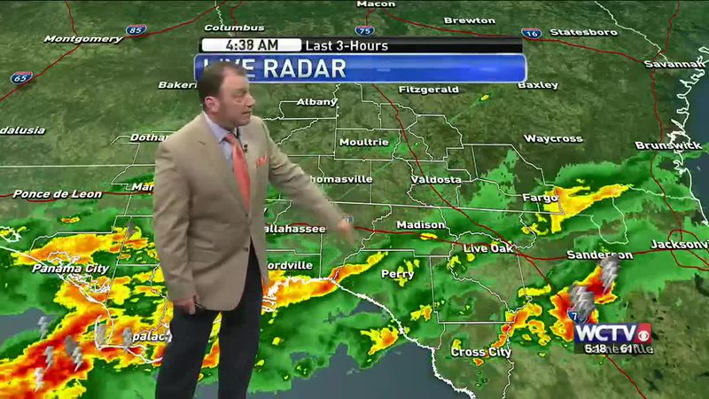 Meteorologist Rob Nucatola gives you the forecast for Tuesday, March 30, 2021.