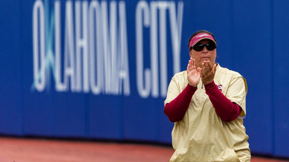 FSU softball Women's College World Series