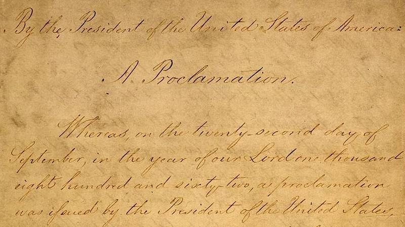 On this day 156 years ago, the Emancipation Proclamation was read aloud in Florida's capital...