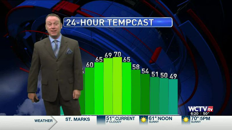 Rob's Thursday Morning Forecast: April 22, 2021