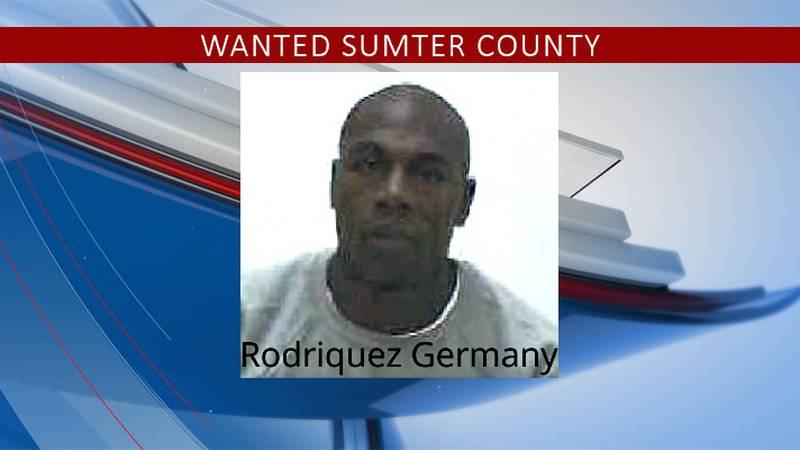 German escaped Monday from Sumter County Correctional Institute.