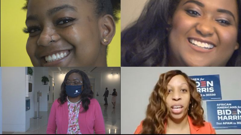 These four women share why they are going to DC for Inauguration Day