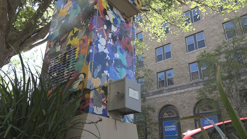 The pilot program in the fall of 2020 turned the empty, and often graffiti-laden, boxes into...