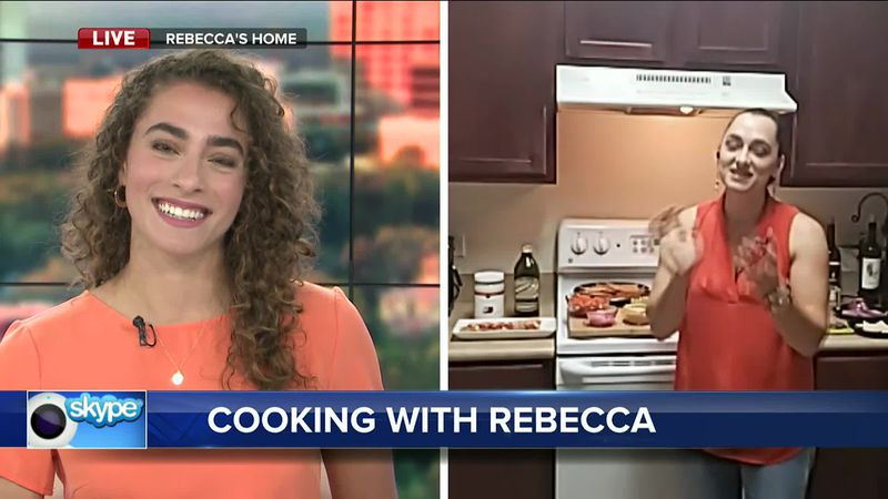 Cooking with Rebecca