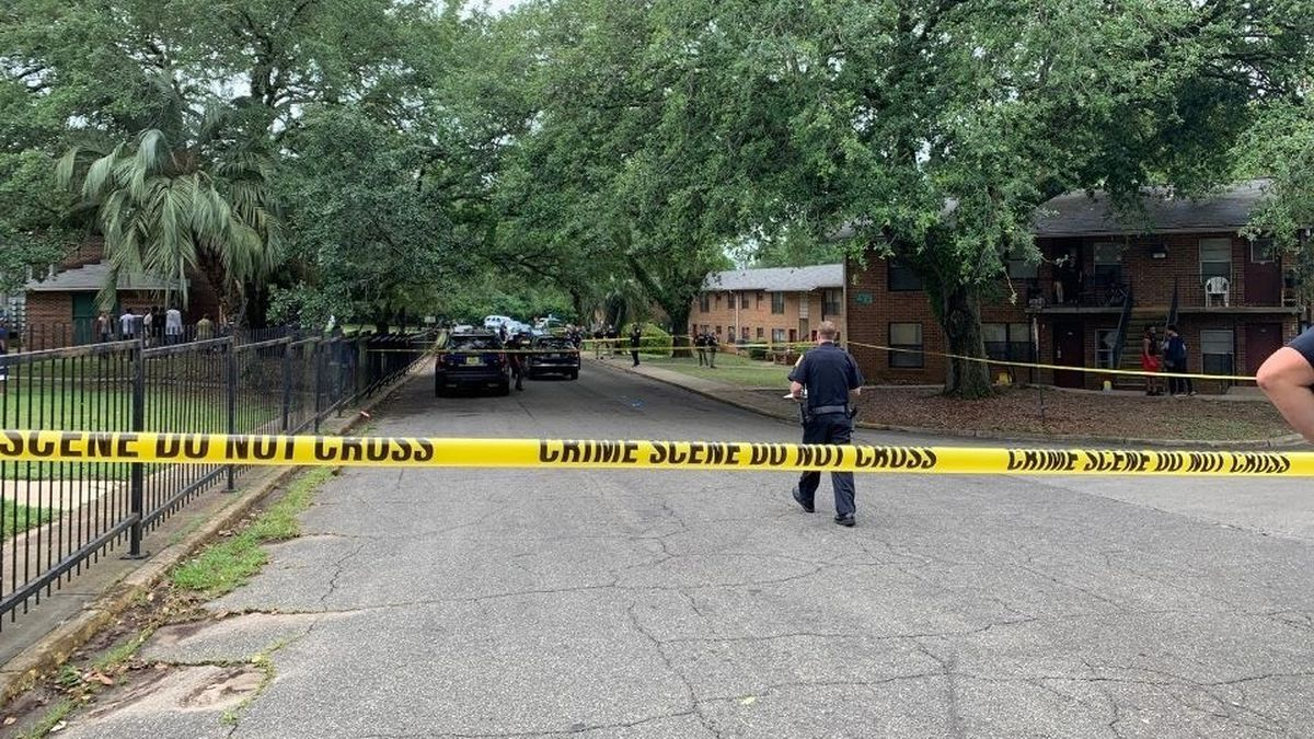 The Tallahassee Police Department says it is investigating an officer-involved shooting on Holton Street.
