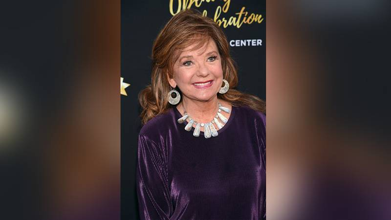 Dawn Wells arrives at the Television Academy's 70th Anniversary Gala and Opening Celebration...