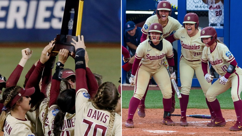 While FSU is still one win away from clinching a spot in the Championship Series, you're right...