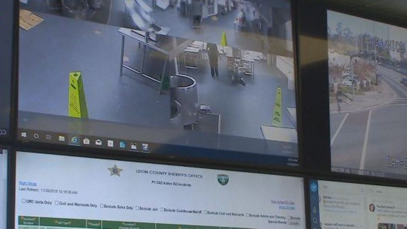 Leon County Commissioners voted 6 to 1 to include the expansion of LCSO's Real Time Crime...
