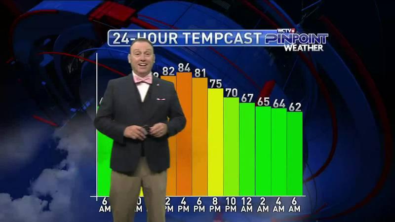 Rob's Friday Morning Forecast: Oct. 22, 2021