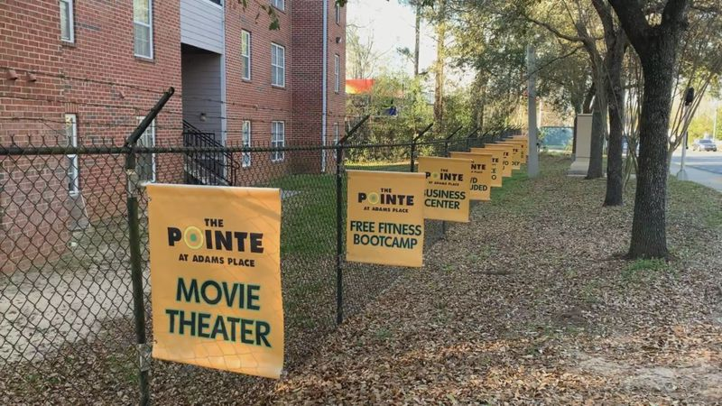 A Tallahassee apartment complex is facing criticism for residents who say management is...
