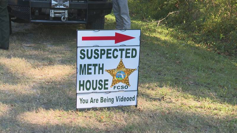The idea came about when arrested  users were telling deputies where they were buying the drugs.