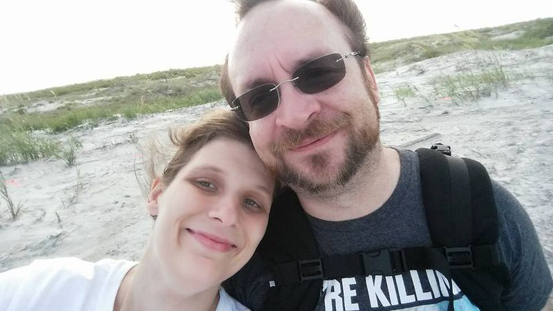 Jonathan and Patricia Liedy say they wanted to be a part of the Pfizer vaccine trial because...