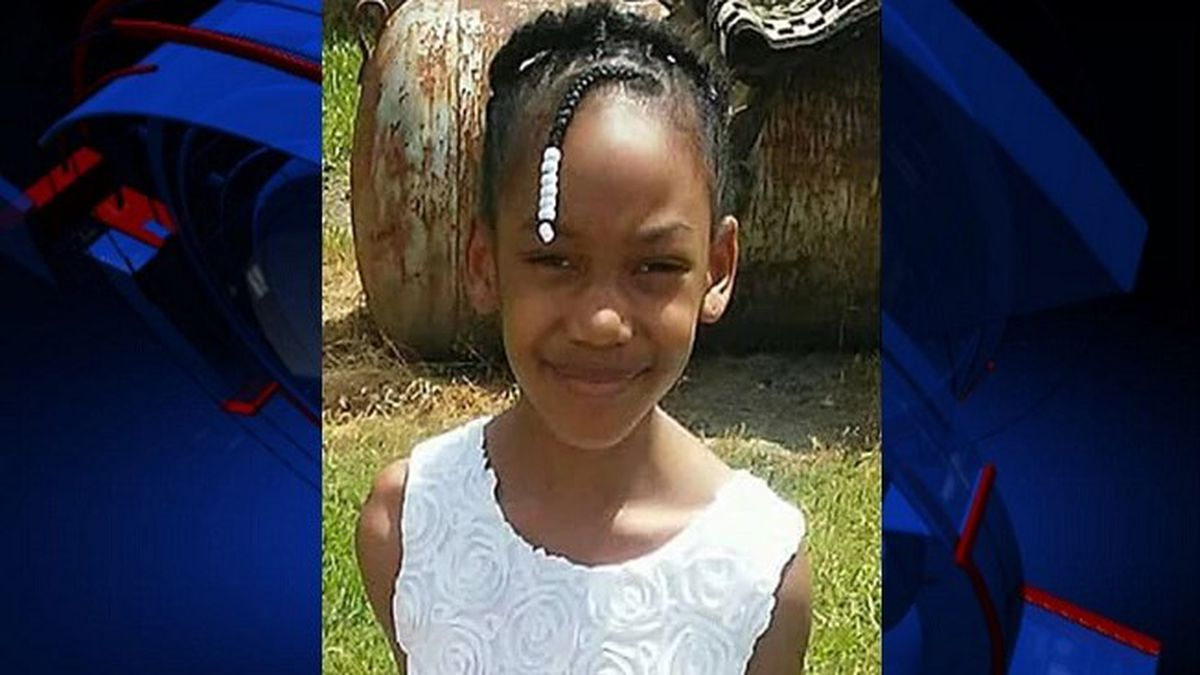 Ally Johnson, 9, was found stabbed to death at a Tifton apartment complex. The Georgia Bureau of Investigation is investigating her death. (Source: Lateshia Dixon)