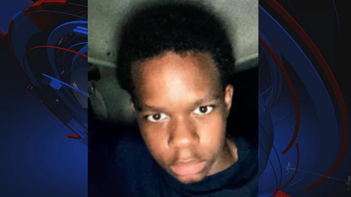 Darius Swain, 13, was last seen Friday in the area of the 1800 block of Nekoma Court.