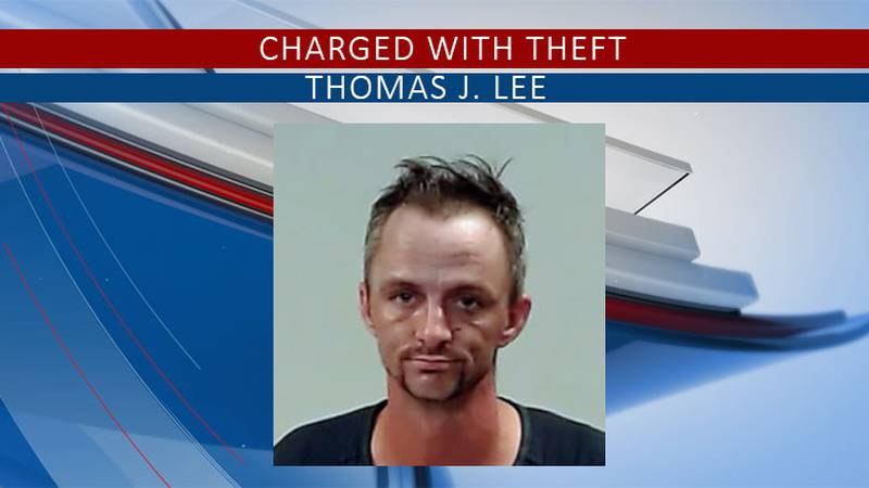He was taken to Lowndes County Jail.