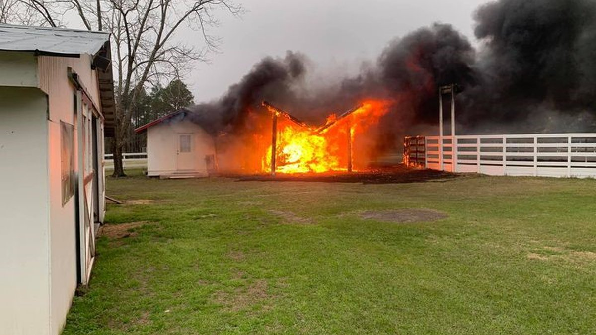 Wednesday, afternoon, Jefferson County Fire Rescue responded to a fire that started inside of...